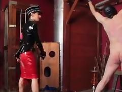 Prisoner of sadism - part 2. Fear the whip tube porn video