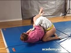 The Best Revenge Fuck Video on Academy Wrestling tube porn video
