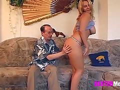 Ob Opa das nochmal schafft??? tube porn video