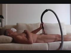 German Smooth Grandpa and his Vacuum Cleaner tube porn video