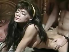 Spraying a Thick Creamy Load on Fran Tidwells Wet Hairy Pussy tube porn video