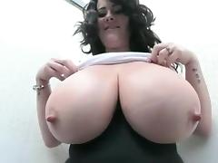 BRITISH HUGE TITS tube porn video
