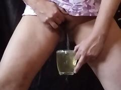 New Year pee tube porn video