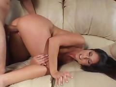 Fabulous pornstar Luscious Lopez in horny anal, latina adult movie tube porn video