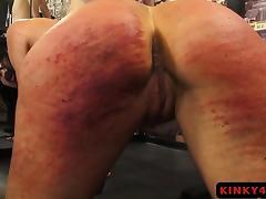 Hot pornstar bdsm and cumshot tube porn video