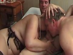 Mature Bisex tube porn video