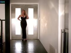 Kagney Linn Karter sucks and fucks Manuel Ferrara tube porn video