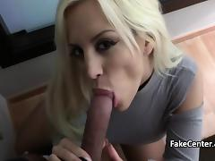 Cop fucks massive tits blonde tube porn video