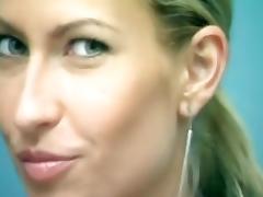Sophie Evans - The Elevator tube porn video