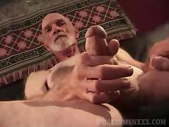 Mature Amateur Harvey Beating Off tube porn video