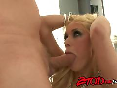 Shyla Stylez gets her holes stuffed every possible way tube porn video