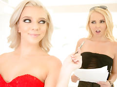 Aaliyah Love & Tiffany Watson in The Will: Part One - MommysGirl tube porn video
