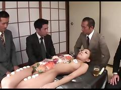 Sashimi o tabetai desu retro japan censored tube porn video
