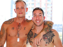 Zack Matthews & Brad Powers Military Porn Video - ActiveDuty tube porn video