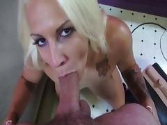 Exotic pornstar Lylith Lavey in crazy blowjob, hd porn clip tube porn video