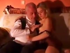 She Really Loves Her Grandpa ! tube porn video