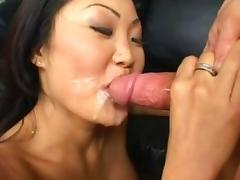 Crazy pornstars Lucy Lee, Cherry Lane and Roxy Sweet in fabulous blowjob, asian adult movie tube porn video