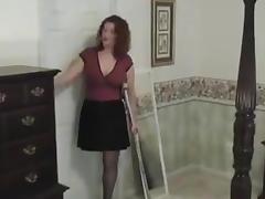 RAK amputee tube porn video