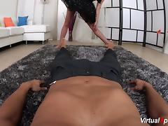 flexi sex with Ballerina Vinna Reed tube porn video