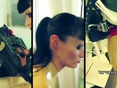 rubber clinic by Cheyenne de Muriel tube porn video