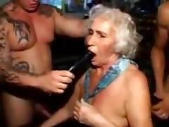 Granny cinema. fuck and piss in mouth 1 tube porn video