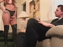Pegging us tube porn video