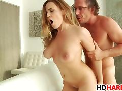 Busty babe Natasha Nice gets fucked tube porn video