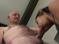 She Wants Grandpas Big Dick tube porn video