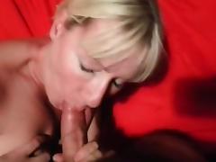 Older Scottish BJ tube porn video