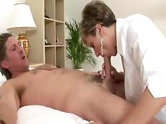 British MILF Degrades You Because His Is Bigger tube porn video