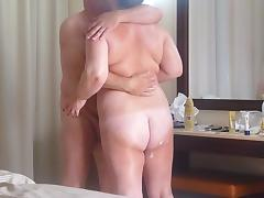 Mature couple fuck on holiday tube porn video