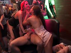 When Angel Piaf and her sexy friends go to the club, they fuck tube porn video