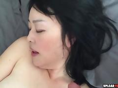 Cute asian girlfriend gets pussy fingered while she is sucking boyfriends dick tube porn video