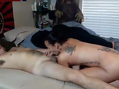 Caught By Wife Fucking Teen Babysitter In Her Ass!!! tube porn video