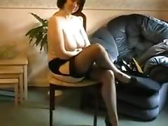 Amazing Homemade movie with Fetish, Stockings scenes tube porn video