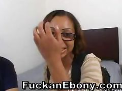 Juicy Ebony Pussy Penetrated Till Cumming tube porn video