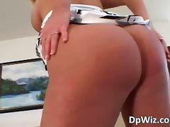 Delightful scene with hot blonde babe tube porn video