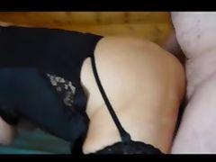 Luna Granny Hobbynutte Anal tube porn video