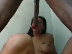 2 Feet Of Black Cock tube porn video