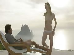 True beauty enjoy delicate outdoor sex tube porn video