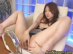 Ahihiro Hara Japanese babe gets part2 tube porn video