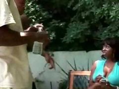 Big Breasts Black Ghetto Sucking Hard tube porn video