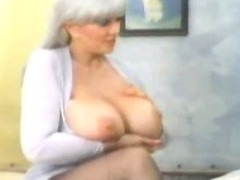 BBW taste of candy samples mature vintage huge boobs tits hooters 1 tube porn video