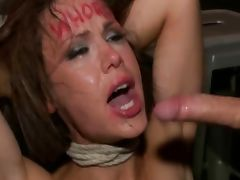 Whore tube porn video