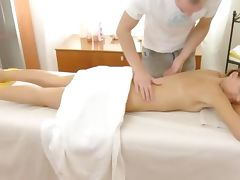 Naughty massage foreplay tube porn video