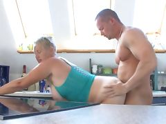 short haired milf from germany tube porn video