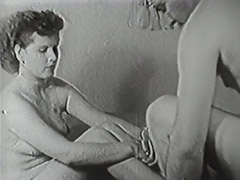 Hairy Boy Penetrating His New Friend 1950 tube porn video