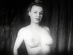 Young Lady Gives a Burlesque Dance 1940 tube porn video