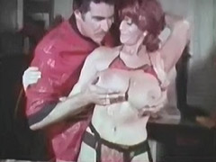Candy Samples Big Boobs Wanted by Her Lover 1970 tube porn video