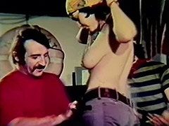 Meeting Turns into a Sex Orgy 1960 tube porn video